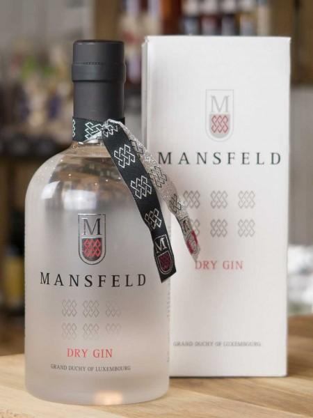 Mansfeld Dry Gin Luxemburg