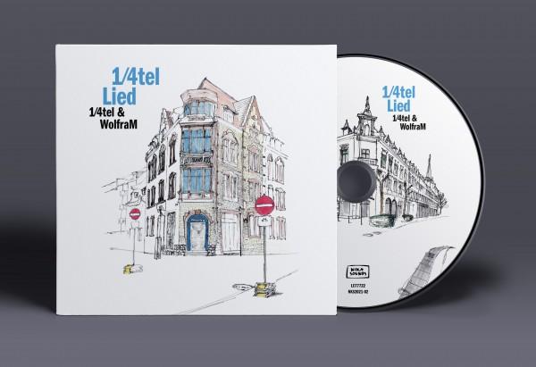 CD 1/4tel Lied fürs Nauwieser Viertel