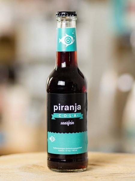 Die neue Piranja Cola