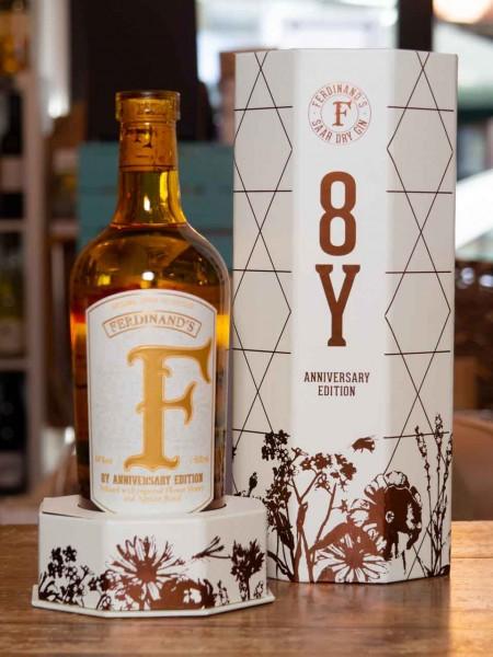 Ferdinand's 8 Jahre Anniversary Edition - Saar Dry Gin